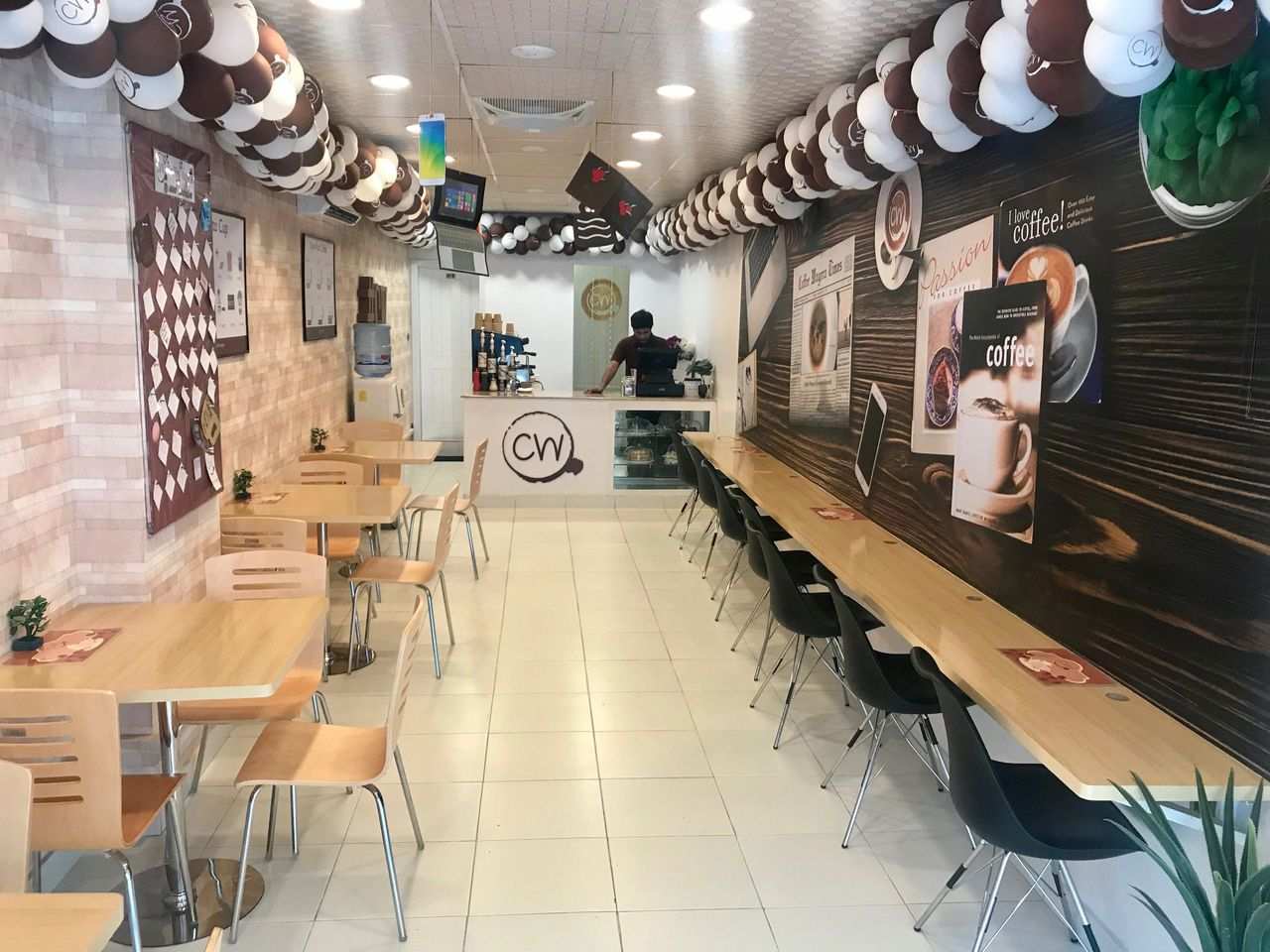 10 things that make 'Coffee Wagera' the best workspace in Karachi