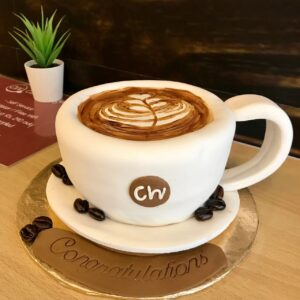 Coffee Wagera 1st Anniversary Celebrations