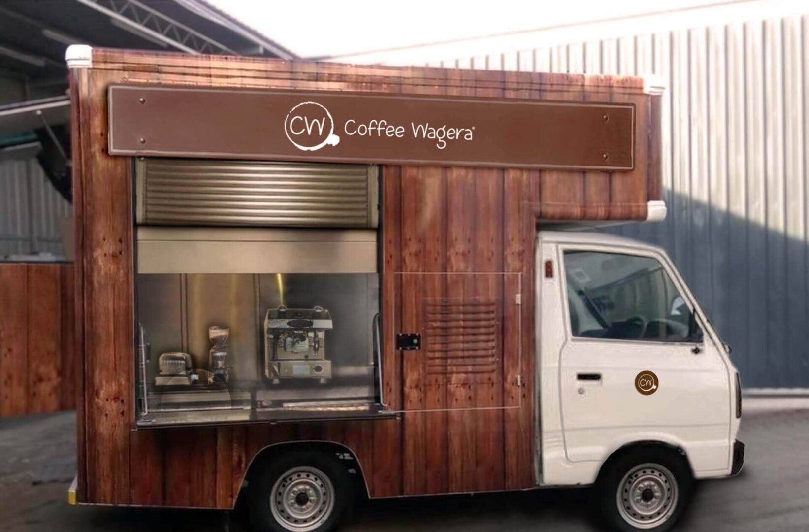 COFFEE WAGERA FRANCHISING OPPORTUNITIES