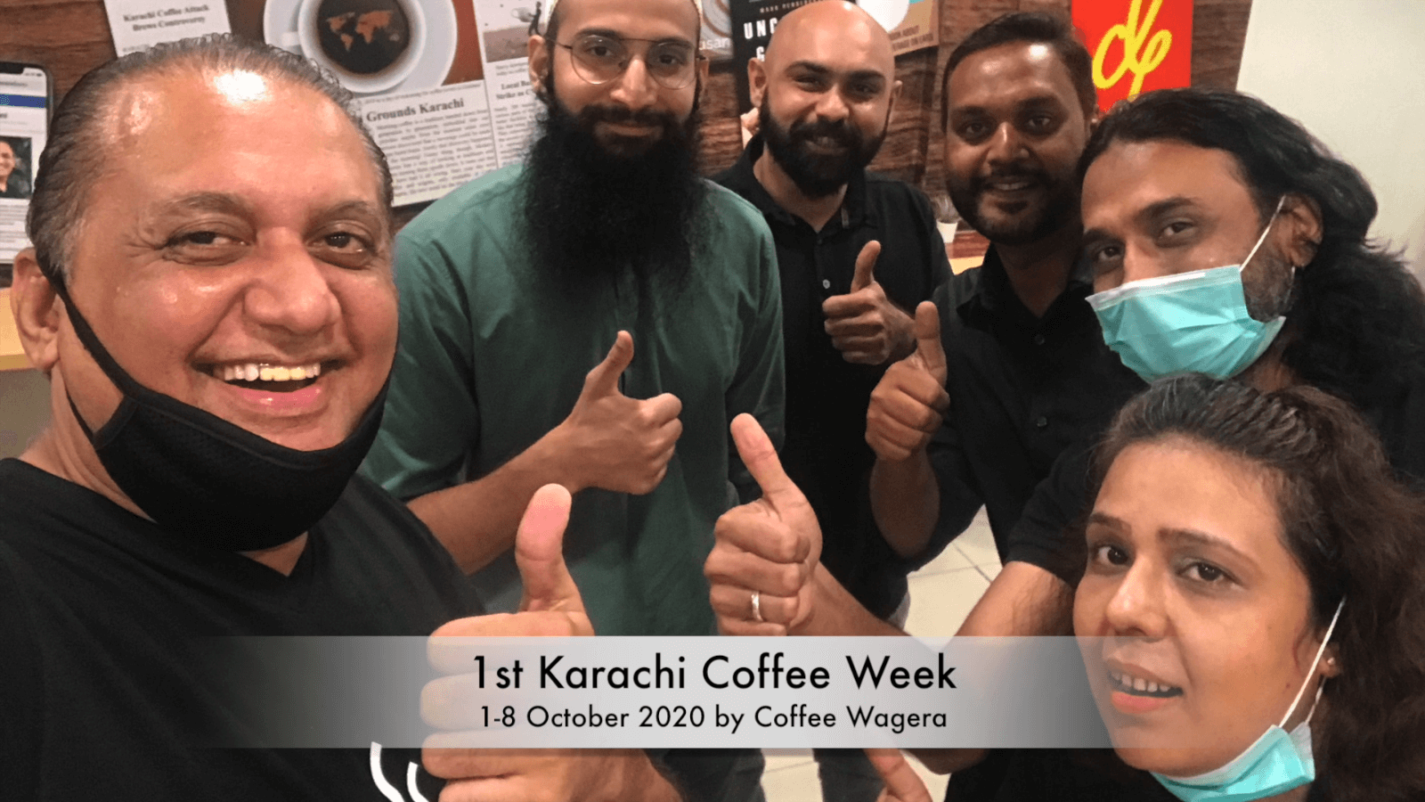 Coffee Wagera – Karachi Coffee Week Highlights