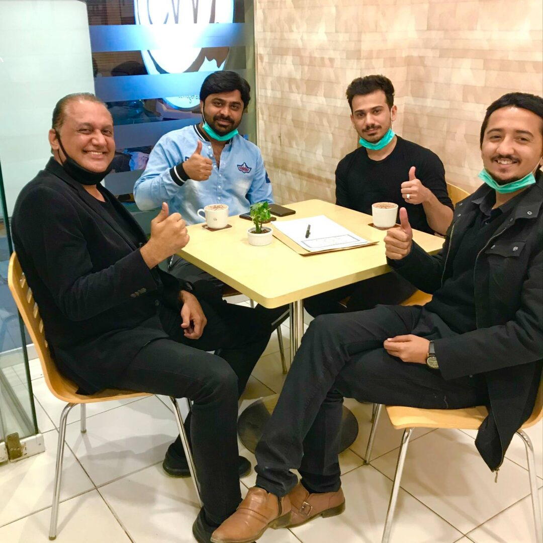 Coffee Wagera just signed up a Franchise for Bahria Town Karachi