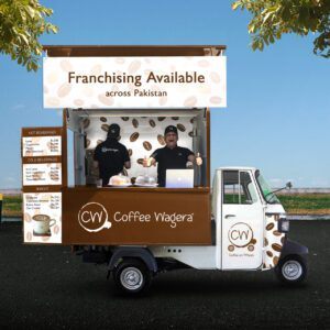 Coffee on Wheels by Coffee Wagera