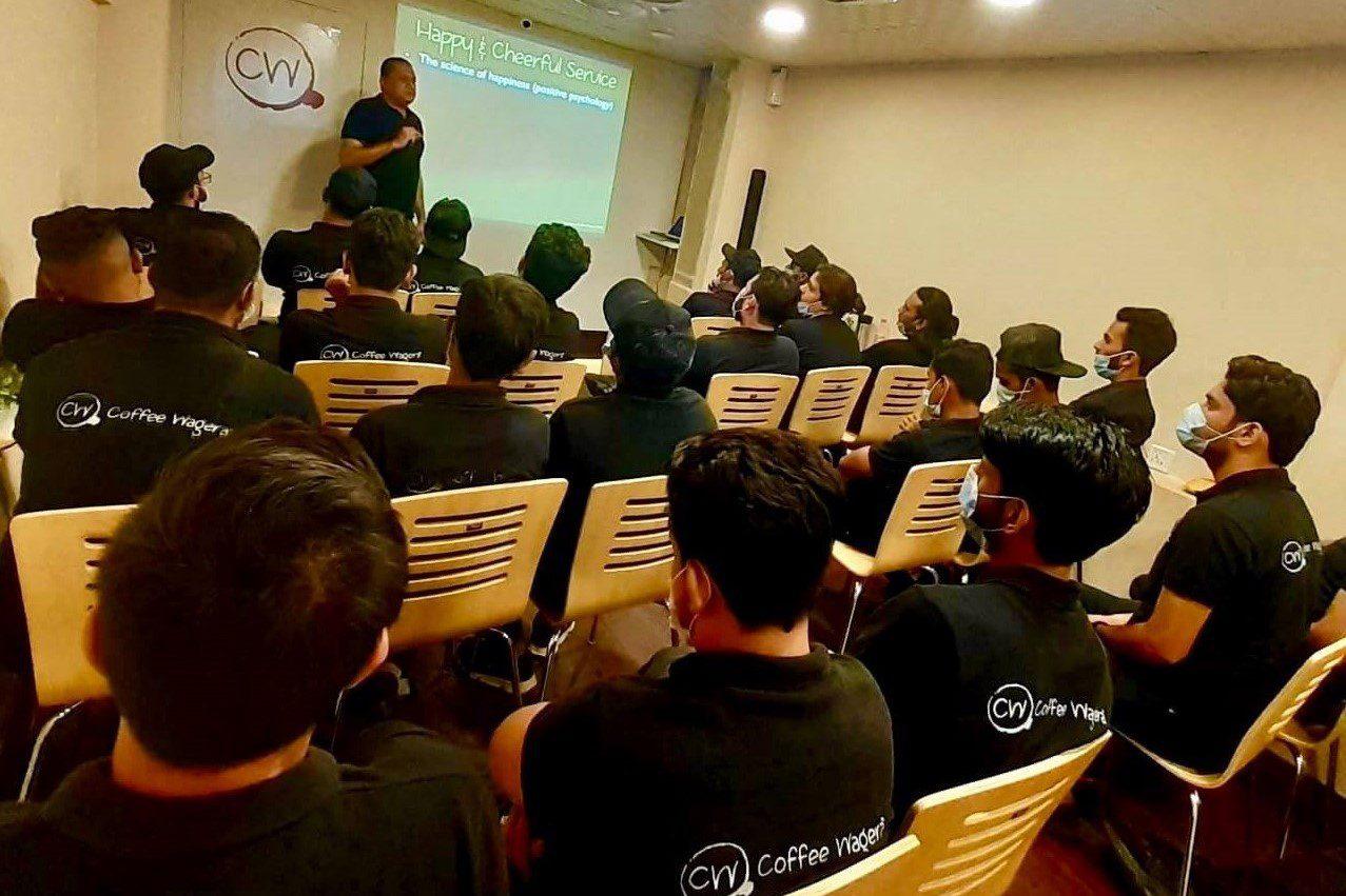 10 Staff Training