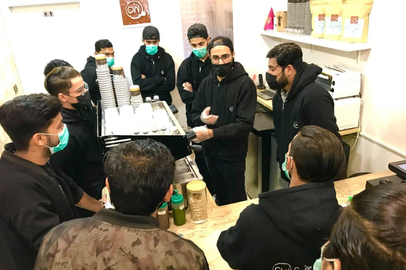11 Nabeel Coffee Session