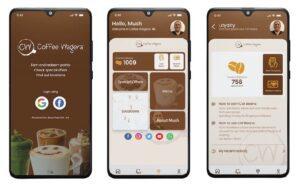Coffee Wagera has an app!
