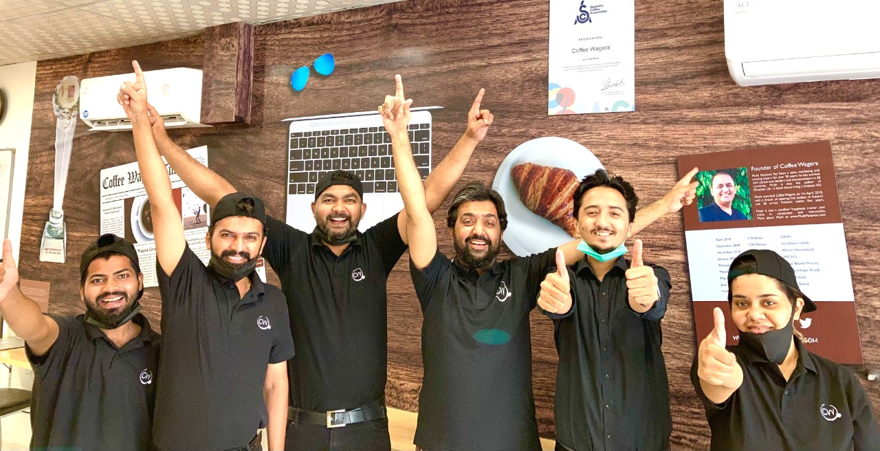 Read more about the article Coffee Wagera Autobahn (Hyderabad) – first outlet outside Karachi!